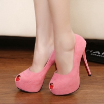 2013-spring-sweet-15cm-ultra-high-heels-platform-peep-toe-pink-pumps-shoes-free-shipping